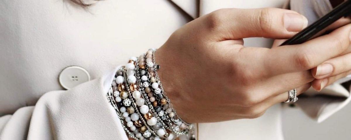 karma beads armbanden oorknoppen zilver juwelier den haag