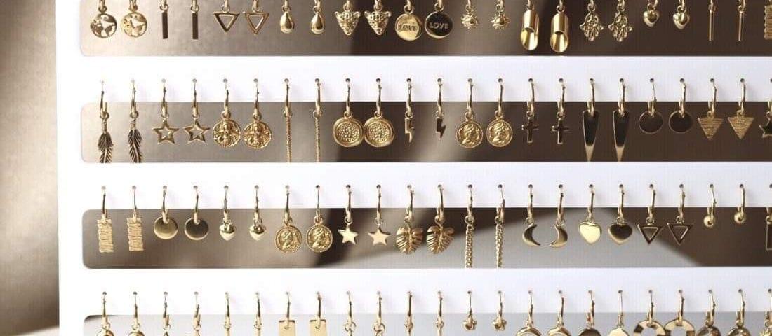 karma oorsieraden zilver juwelier vuyk den haag