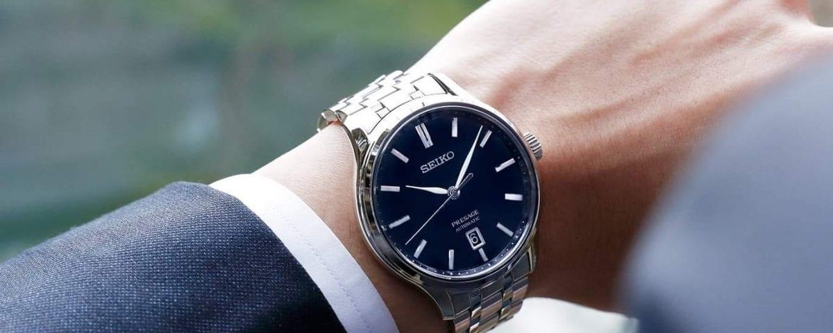 seiko horloge juwelier den haag
