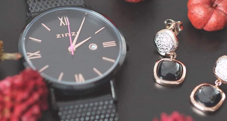 zinzi zilveren sieraden juwelier vuyk den haag horloge met gratis armband
