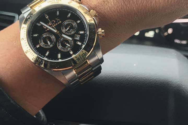 vndx paris horloge juwelier den haag