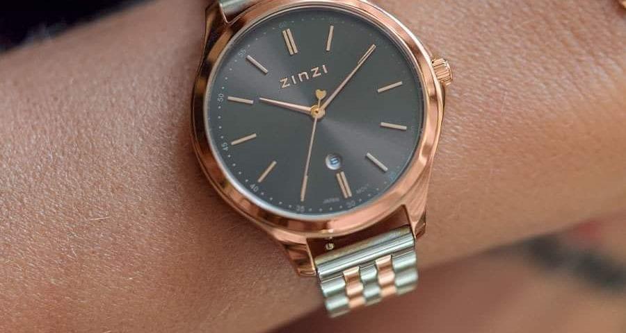 zinzi horloge met gratis armband juwelier vuyk den haag