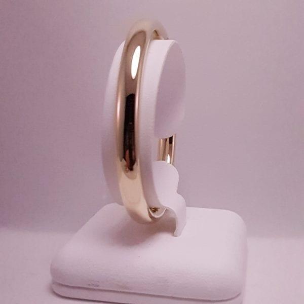 14 karaat tricolor gouden armband occasion tweede hands den haag juwelier