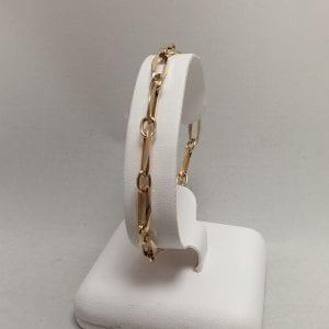14 karaat gouden close for ever armband vintage occasion tweede hands juwelier den haag
