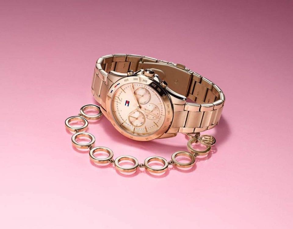 tommy hilfiger dames horloge juwelier den haag