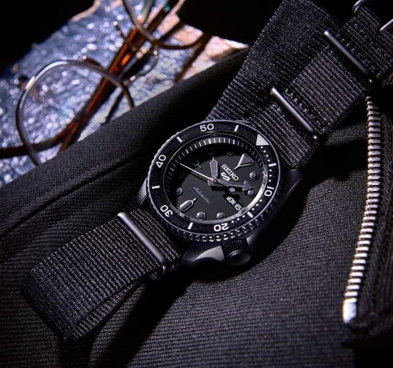 seiko 5 automaat horloge juwelier den haag