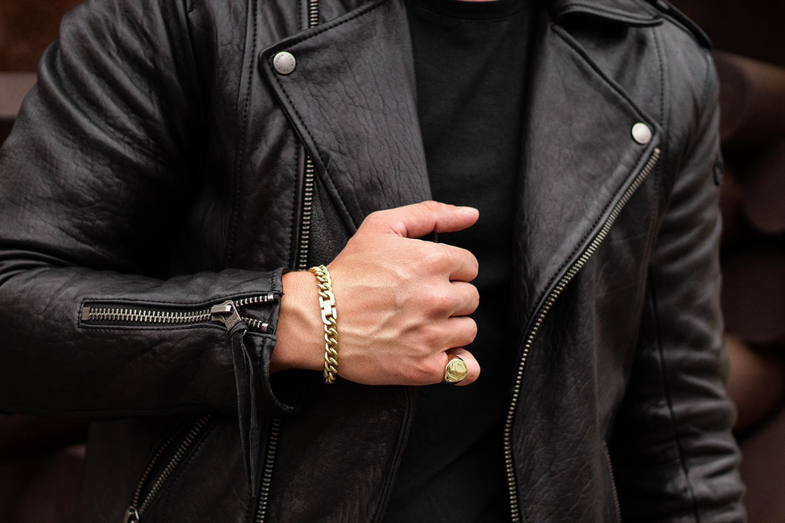 Aze jewels heren armbanden ringen colliers staal sieraden stoer touw leder juwelier den haag