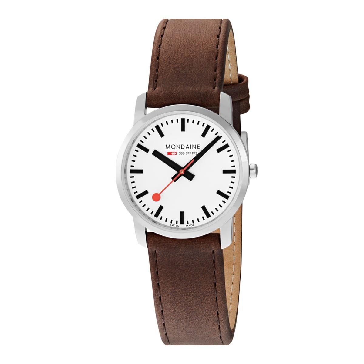 mondaine stationsklok horloge juwelier den haag