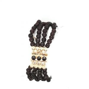 14 karaat granaat armband klederdracht juwelier occasion den haag