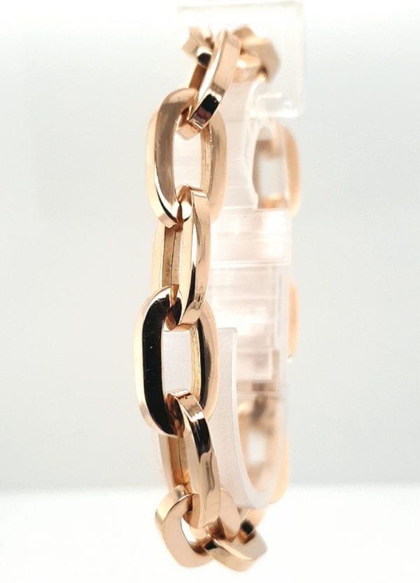 18 karaat close for ever armband juwelier vintage den haag oud goud tweede hands