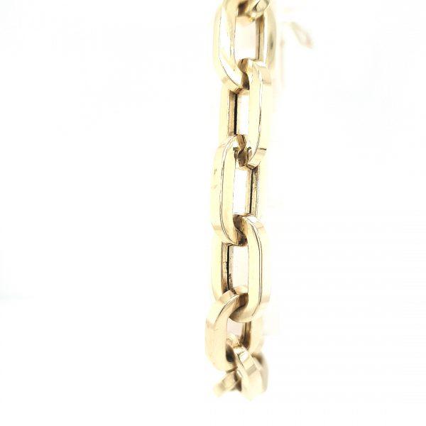 14 karaat close for ever armband 21cm vintage twede hands occasion juwelier den haag